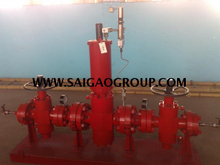 API 6A SURFACE SAFETY VALVE FOR WELLHEAD