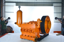 Four Cylinder 1500/12 Mud Pump