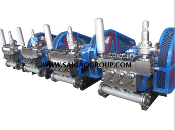 API 3NB 80(2) DRILLING MUD PUMP