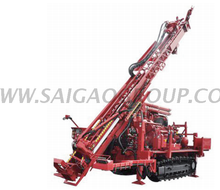 D Series Multi-function Water Well Drilling Rig