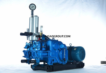 BW160/10 Horizontal double cylinder grouting pump
